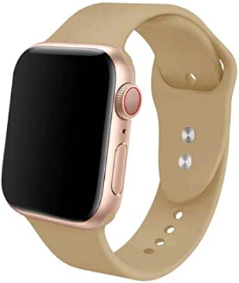 For Apple watch band Dark Grey color for 42, 44 size
