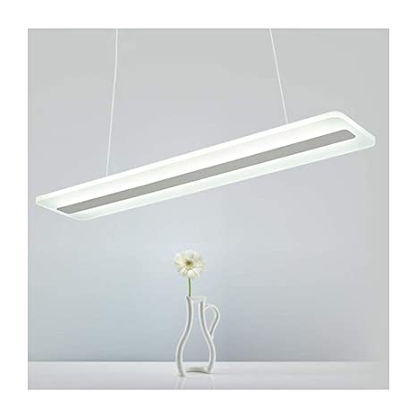 RRC Luz Simple Acrílico LED de Lámpara Colgante Moderno gYbf76y