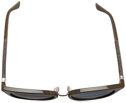Jimmy Gris Gry Sf Choo S Sonnenbrille Grey Glttrmud FABRY FTUpqrF
