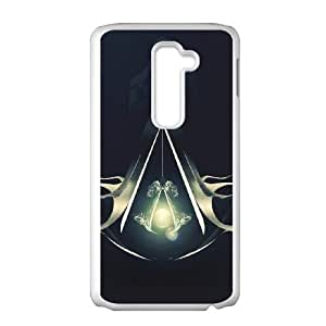 Assassin's Creed LG G2 Cell Phone Case White Special gift AJ88P697