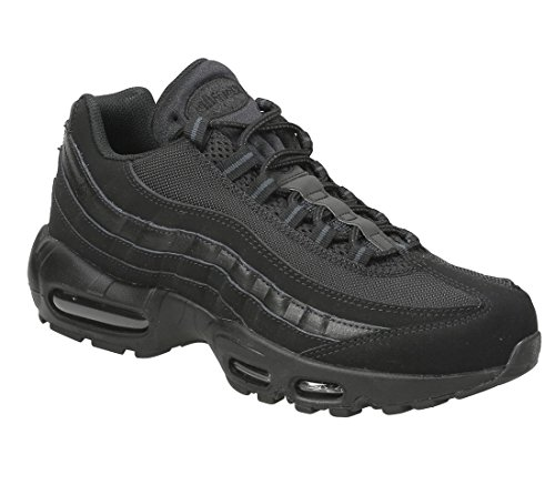 nike air max 95 mens running trainers 609048 sneakers shoes (us 8, black black anthracite 092) by NIKE
