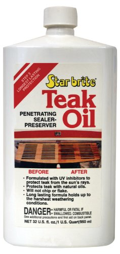 Star Brite Teak Oil - 32 oz