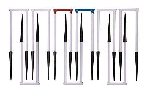 Uber Games Club Croquet Hoops - Set of 9 by Uber Games (Image #3)