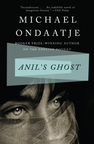 Anils Ghost A Novel by Ondaatje, Michael [Vintage,2001] (Anils Ghost)