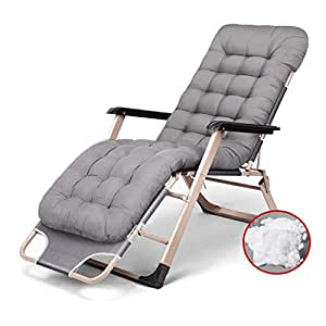 Amazon.com: MLMHLMR Sun Lounger Sofa Bed Folding Seat ...
