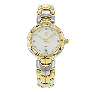 Tag Heuer Link quartz womens Watch WAT1350.BB0957 (Certified Pre-owned)