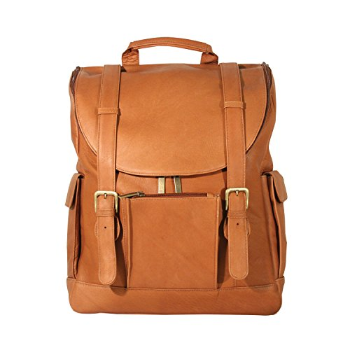 5800 Leather (Andrew Phillips Premium Vaquetta Leather Laptop Backpack)