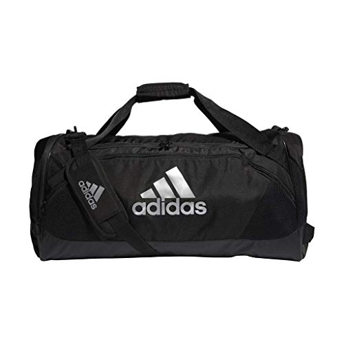 adidas Team Issue II Duffel Bag, Black, One Size