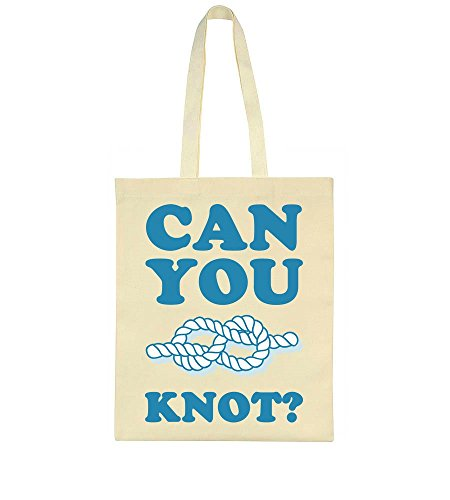 Bag Tote You Can Can You Knot 6xS0nvq