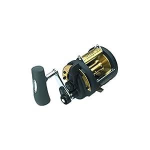 Shimano TLD 20 II A 2 Speed Trolling Multiplier Offshore Fishing Reel, TLD20IIA