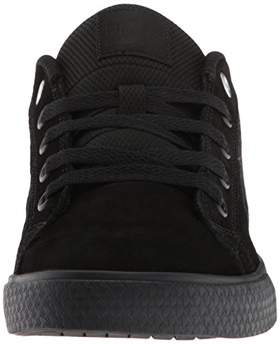 Femmes Silver Chaussures DC Black Chelsea Se Black Lowtop w1ZxBRFAq