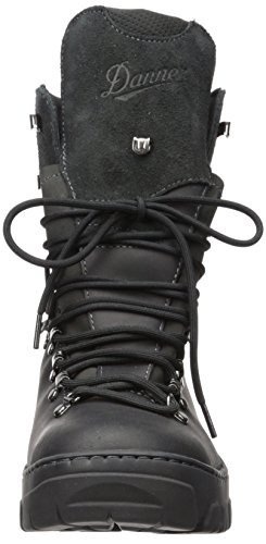 Danner Mens Wildland Tactical Firefighter 8 Fire And Safety Boot Nero Smooth-out