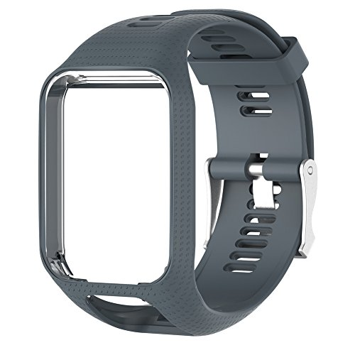 Amazon.com: iShine Replacement Band for TomTom 2/3 Series ...