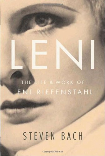 Leni: The Life and Work of Leni Riefenstahl (Party City Canada Careers)