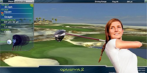 OptiShot 2 Home Simulator Bundle | Includes Callaway 7-foot Hitting Net & 18 HX Practice Balls by Dancin' Dogg (Image #5)
