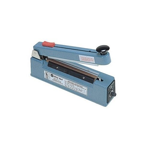 8 inch impulse sealer with cutter - 8