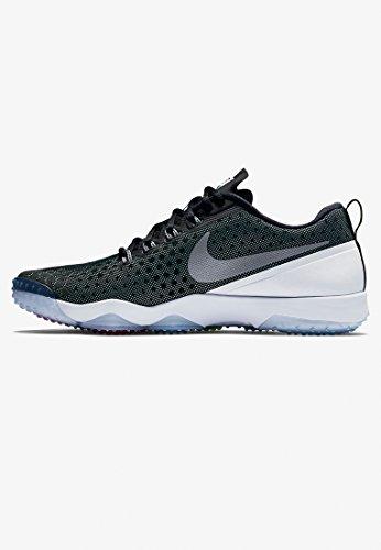 Nike Zoom Hypercross Tr2, Men's Trainers Black / Plateado / Gris / Blanco (Black / Mtllc Slvr-cl Gry-white)