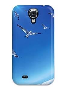 Bird Fashion Tpu S4 Case Cover For Galaxy