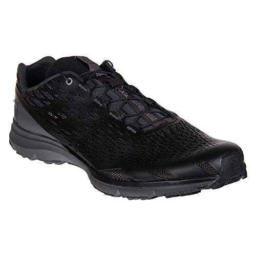 Salomon XA Amphib, Stivali da Escursionismo Uomo Grigio (Phantom/Black/Quiet Shade 000)
