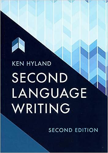 Second Language Writing, 2nd Edition - Original PDF