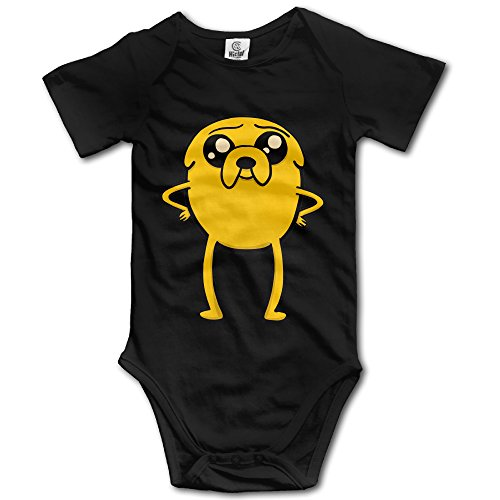 Cute Adventure Time Jake The Dog Baby Onesie Baby Bodysuit