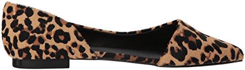 Steve Madden Vrouwen Audriana-l Ballet Flat Leopard