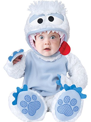 Abominable Snowbaby Baby Infant Costume - Infant (Bumble The Abominable Snowman Costume)