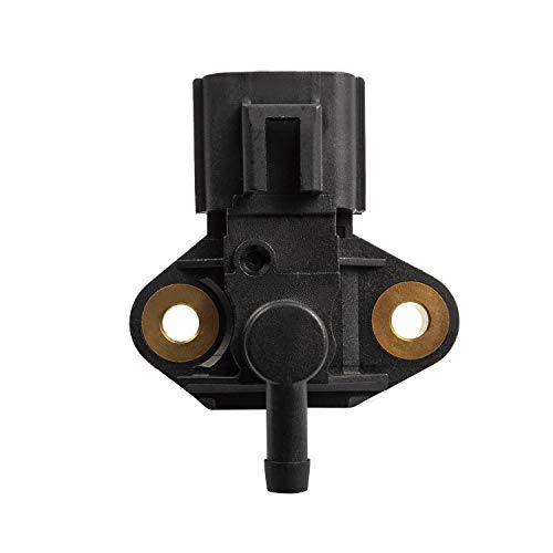 Fuel Injection Pressure Sensor 3F2Z9-G756-AC 3F2E-9G756-AA for Ford F-150 F-250 Super Duty Lincoln Fuel Injection Rail Pressure Sensor-1 Year Warranty