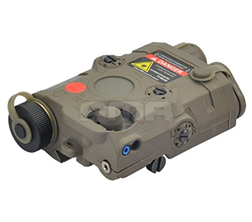 New FMA PEQ-15 LED White light + Red laser with IR Lenses FMA Upgrade Version FG by FMA