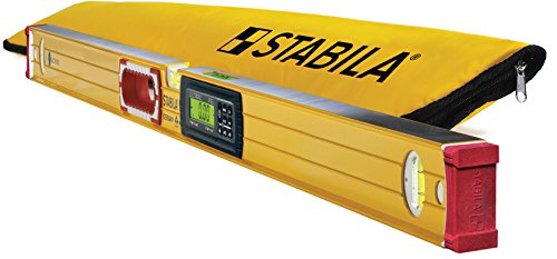 "Stabila 36540 Type 96M-2 Magnetic TECH 48"" Level with Case"