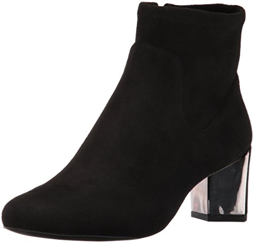 Nine West Women's Falup Ankle Bootie Black z3uDgq7
