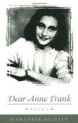 Dear Anne Frank: Poems