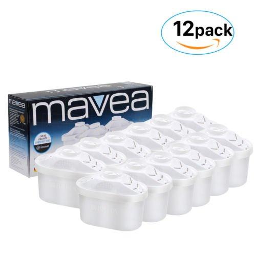 12 Pack Mavea BRITA Maxtra Replacement Filters 1001122