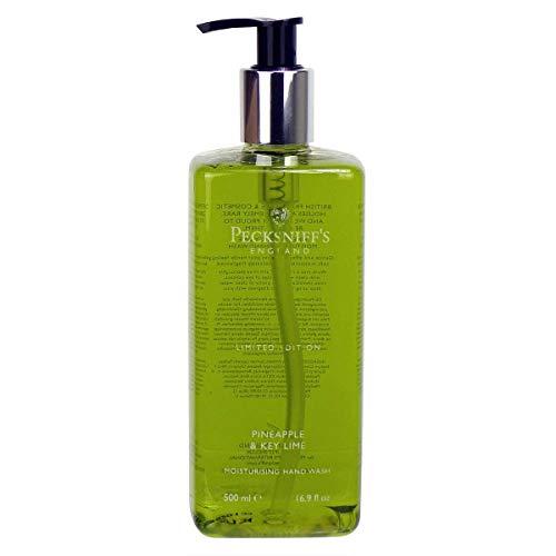 (Pecksniff's Limited Edition Pineapple & Key Lime Moisturizing Hand Wash 16.9 Fl Oz)
