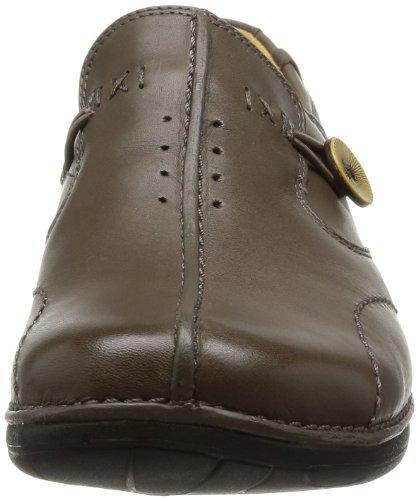 UK 36 Leather 3 EU Unloop D Grey Clarks 5 Rq6v6U