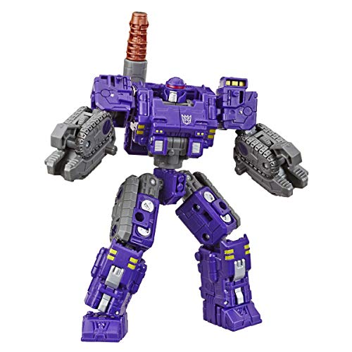 Transformers Toys Generations War for Cybertron Deluxe Wfc-S37 Brunt Weaponizer Action Figure - Siege Chapter - Adults & Kids Ages 8 & Up, 5