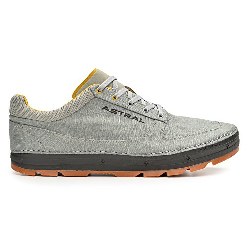 Astral Donner Hemp Shoe - Mens Gray/Black