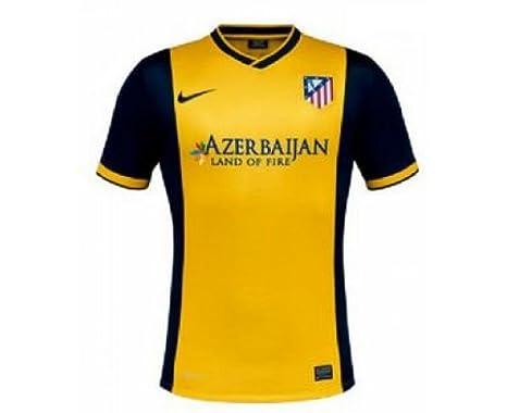 ATLETICO MADRID 2013/2014 Camiseta Visitante Adulto: Amazon.es ...