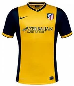 ATLETICO MADRID 2013/2014 Camiseta Visitante Adulto: Amazon.es: Deportes y aire libre