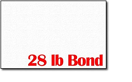 white linen 28lb bond 5 12 x 8 12 sheets