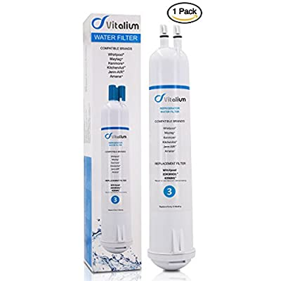 Refrigerator Water Filter 4396841 4396710 … from Vitalium