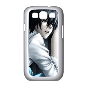 Death Note Samsung Galaxy S3 9300 Cell Phone Case White Custom Made pp7gy_3336654