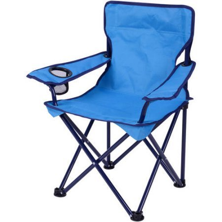 Ozark Trail Kids' Folding Camp Chair (Light Blue)