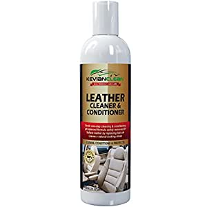 leather cleaner conditioner the best treatment for automotive upholstery. Black Bedroom Furniture Sets. Home Design Ideas