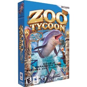 Zoo Tycoon: Marine Mania Expansion Pack (Mac)