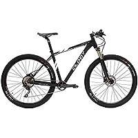 """CLOOT Bicicleta montaña 29"""" Negra Prolevel Monoplato 11-42"""