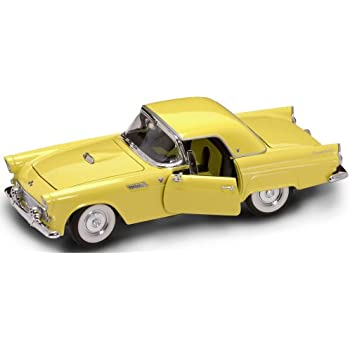 Amazon Yat Ming Scale 118 1955 Ford Thunderbird With