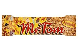 Mr. Tom Mr Tom\'s Peanut Bar (Box Of 36)