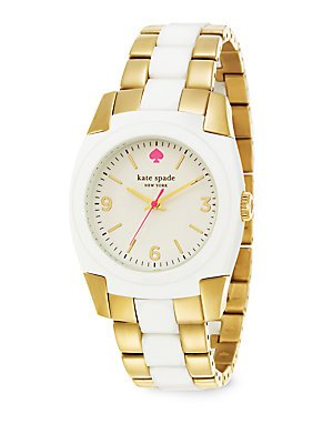 Kate Spade New York Quartz White Dial Women's Watch #1YRU0344