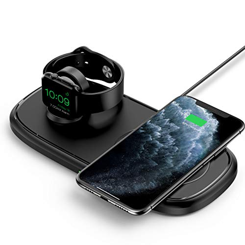 Seneo 2 in 1 Wireless Charger, Dual Wireless